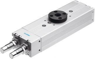FESTO - Draaicilinder DRQD-40 t/m 50, dubbele zuigers