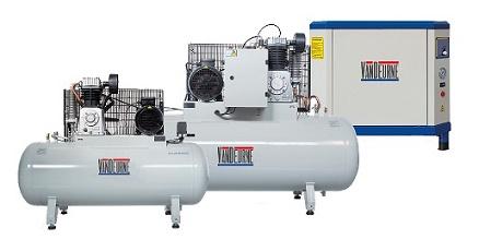 Industriele compressor